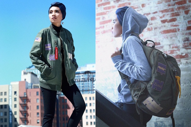 0215046f20 Yuna teams up with Lisn Up for streetwear collection – Life   Soul ...