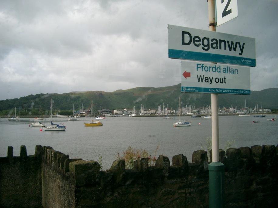 deganwy station