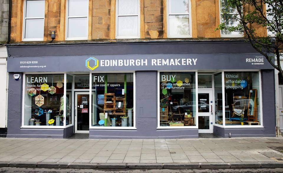 The Edinburgh Remakery inspiring a repairing culture ...