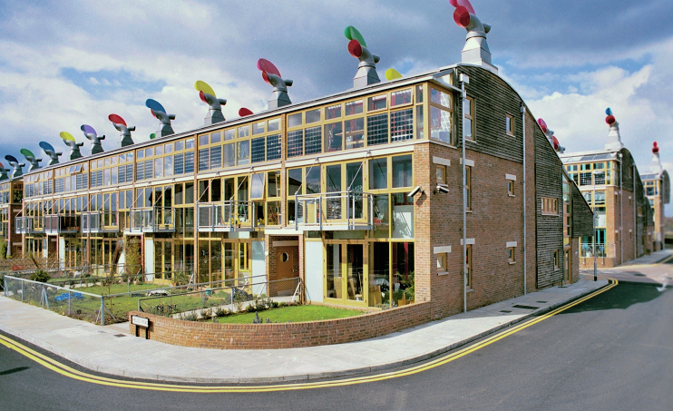 Bedzed A Model For Sustainable Housing In South London