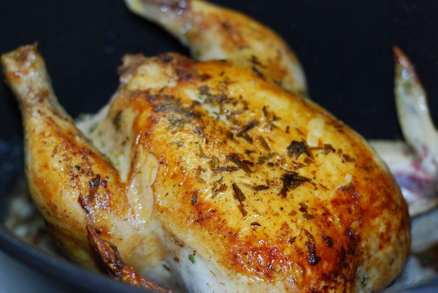 Recipe Roast Chicken With Tarragon Life Soul Magazine