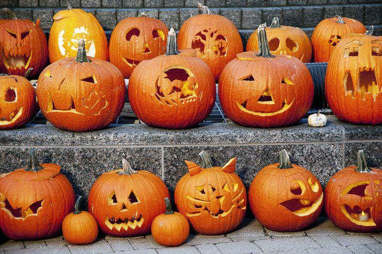 Zero waste Halloween pumpkin ideas – Life & Soul Magazine