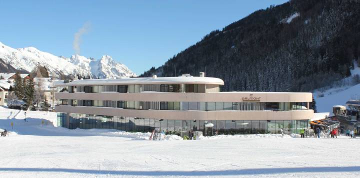Arlmont Hotel In St Anton