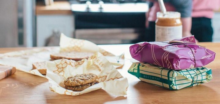 Bee's Wrap: Sustainable alternative to plastic food wrap