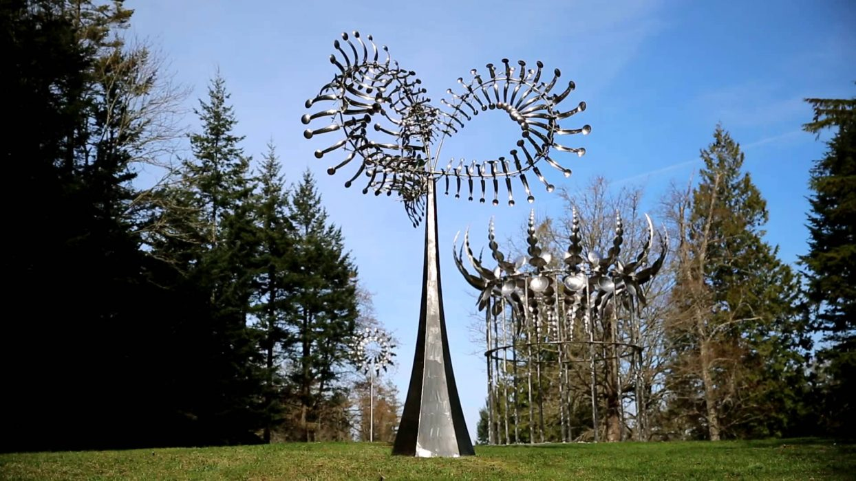 Image result for anthony howe kinetic sculpture