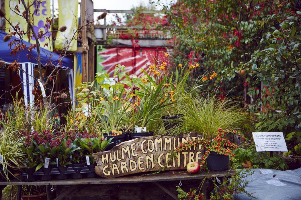 Garden Centre: Hulme Community Garden Centre: Gardening Making A