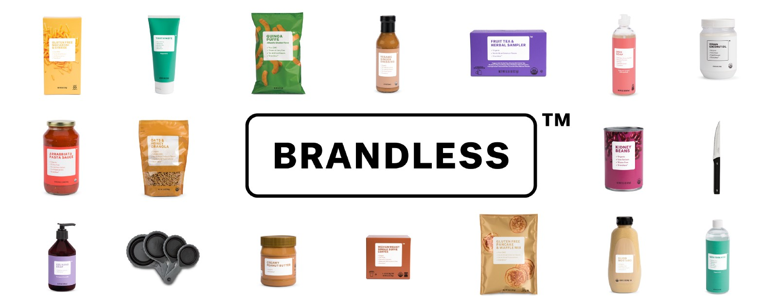 Brandless: Online grocery shopping made more affordable and