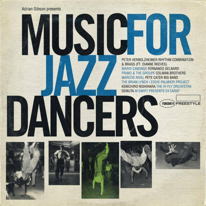 A Guide to the Records Made Famous By the U K 's Jazz Dance