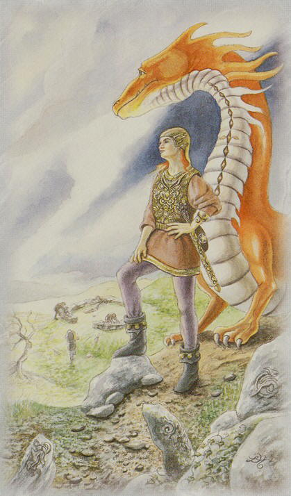 Tarot Guidance for Tuesday 25 June 2019: Knight of Pentacles