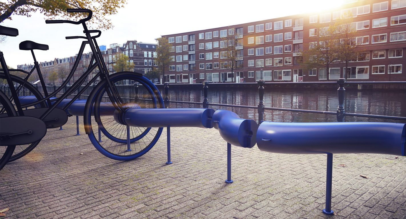S Park Amsterdam Cyclists Could Generate Sustainable