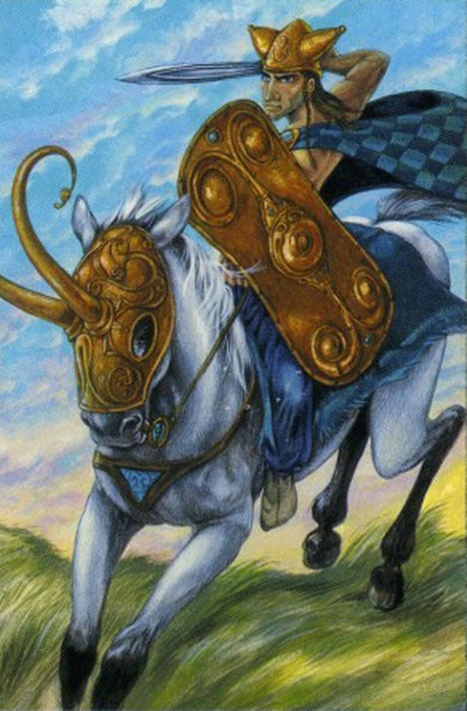 Tarot Guidance for Tuesday 3 September 2019: Knight of